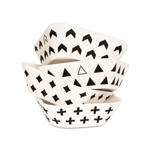 Tableware Set - Bowls (4 Pk) - Scandinavian Series