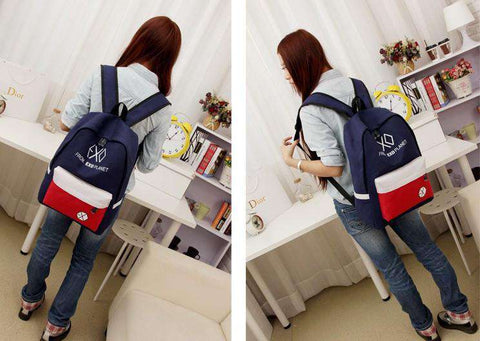 EXO Canvas Backpack