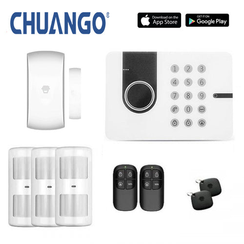 Chuango G5W (3g) 'Premium' Wireless DIY Home Security Alarm