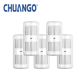 Chuango Wireless PIR Pet Immune Motion Sensor 5 Pack