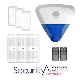 Chuango 'Premium Plus 280' Wireless DIY Security Alarm