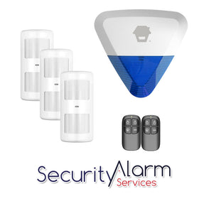 Chuango 'Premium 280' Wireless DIY Home Security Alarm