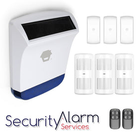 Chuango 'Premium Plus 260' Wireless DIY Security Alarm System