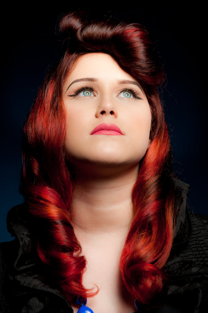 How To Choose The Perfect Red Hair Colour To Suit You Beauty Game