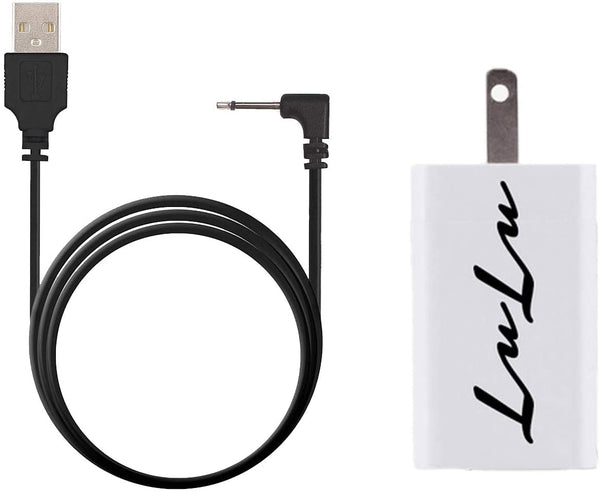 LuLu 7 & 7+ Replacement USB Charging Cable + wall adapter
