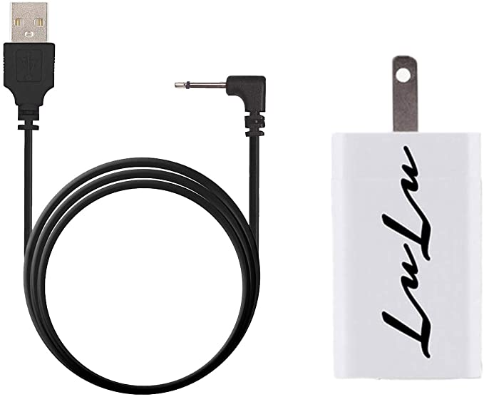 LuLu 10 Replacement USB Charging Cable + wall adapter
