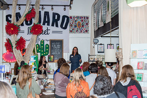 A Recap of the Handmade Tucson Event
