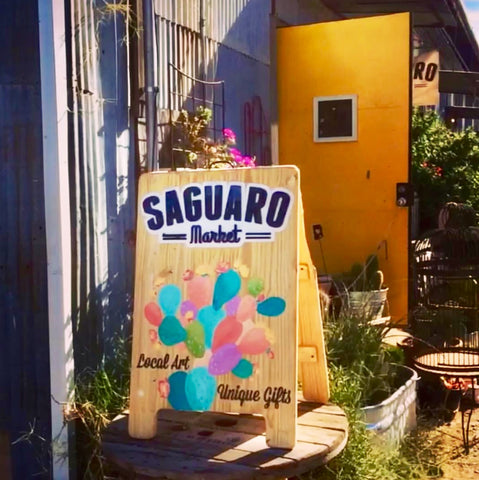 A new location for Saguaro Market