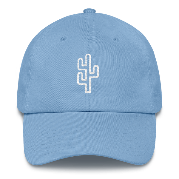 Cotton Dad Hat with Cactus