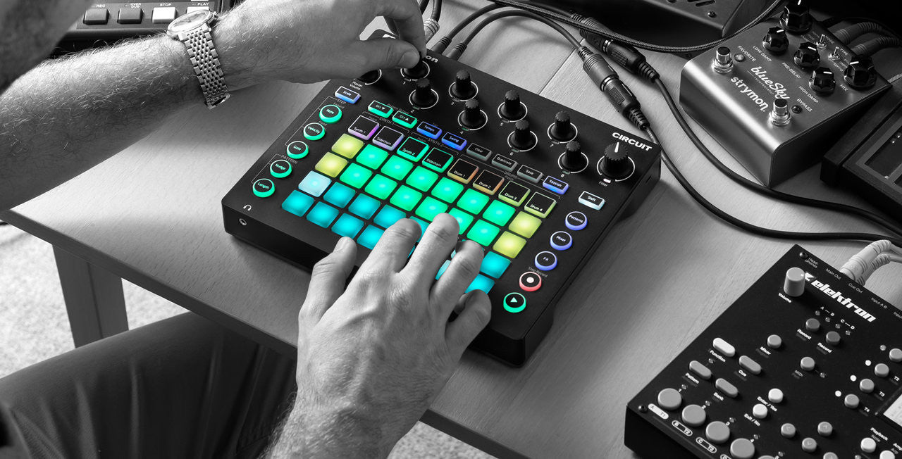 Novation Circuit - Sinamex Recording Store