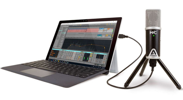 Apogee MiC 96k for Mac and Windows - Sinamex Recording Store