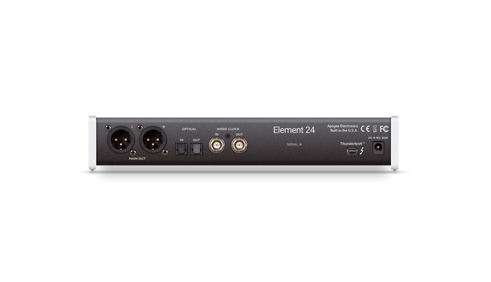 Apogee Element 24 - Sinamex Recording Store
