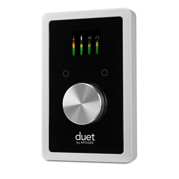 Apogee Duet for iPad and Mac - Sinamex Recording Store