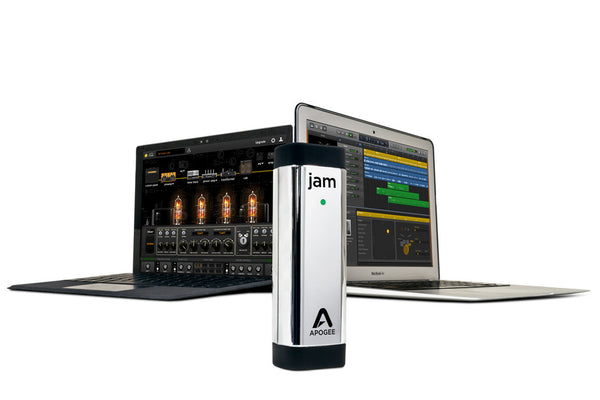 Apogee Jam 96k for Windows and Mac