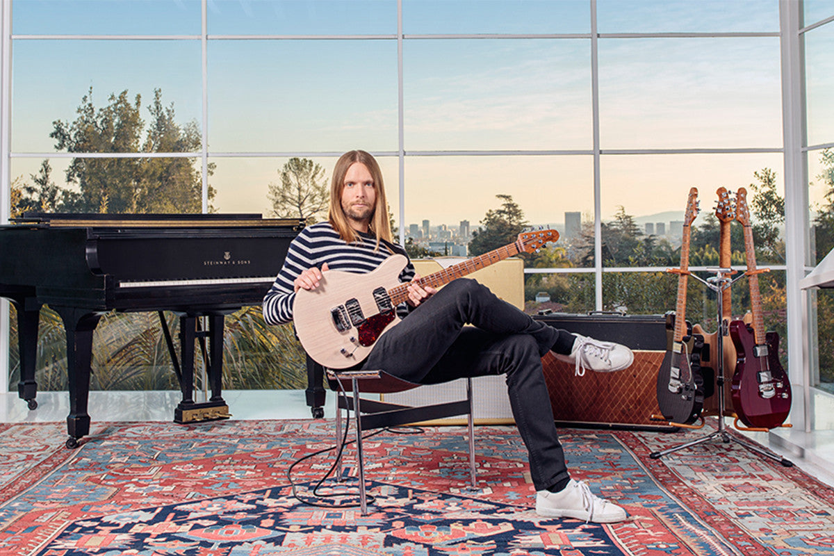 Ernie Ball Music Man James Valentine - Sinamex Recording Store