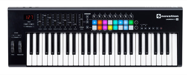 Novation Launchkey 49 MkII - Sinamex Recording Store