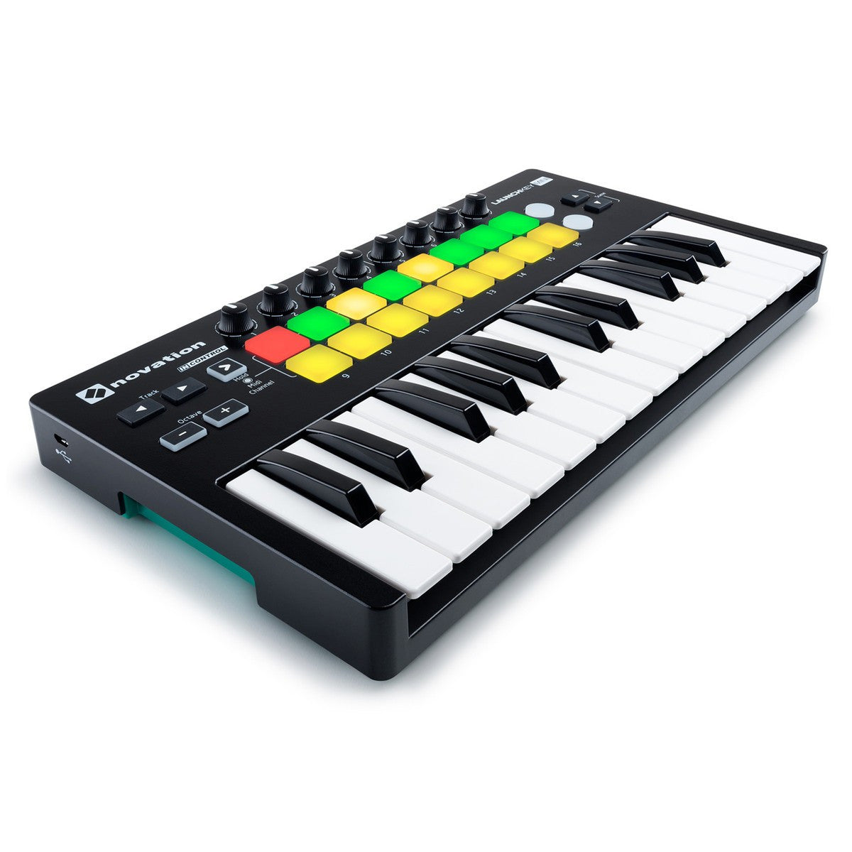 Novation Launchkey Mini MkII - Sinamex Recording Store
