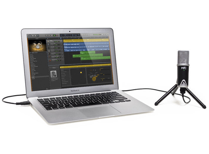 Apogee MiC 96k for iPad, iPhone and Mac - Sinamex Recording Store