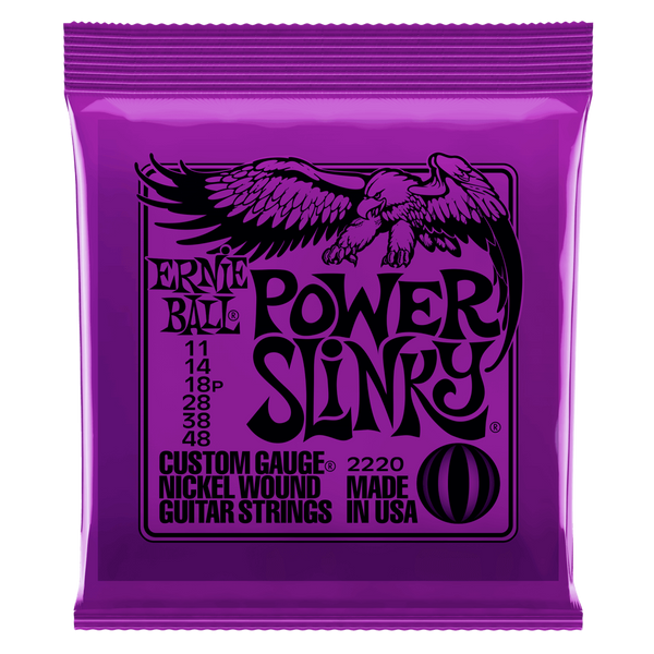 Ernie Ball Power Slinky Electric Strings