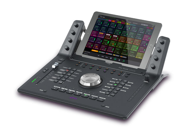 Avid Pro Tools Dock Surface Control - Sinamex Recording Store