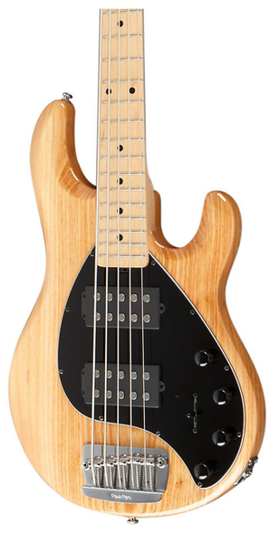 Ernie Ball Music Man StingRay 5 Natural