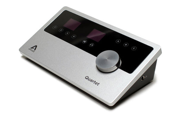 Apogee Quartet for iPad and Mac - Sinamex Recording Store