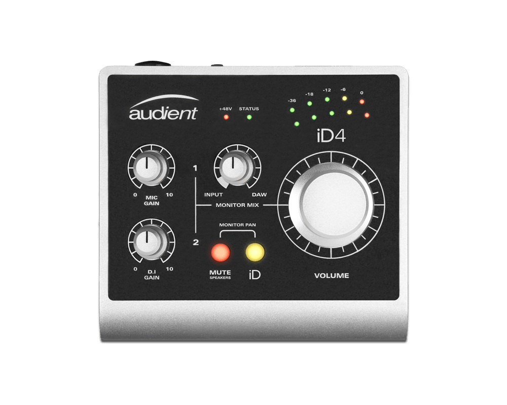 Audient iD4 - Sinamex Recording Store