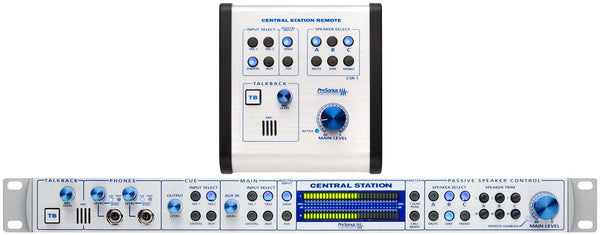 Presonus Central Station PLUS - Sinamex Recording Store