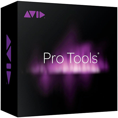Avid Pro Tools 12 Student/Teacher with One Year Upgrades & Support (boxed - includes iLok2) - Sinamex Recording Store
