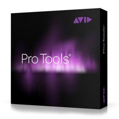 Avid Pro Tools 12 with One Year Upgrades & Support (boxed - includes iLok2) - Sinamex Recording Store