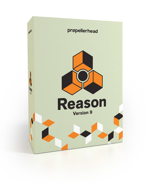 Propellerhead Reason 9 (boxed) - Sinamex Recording Store