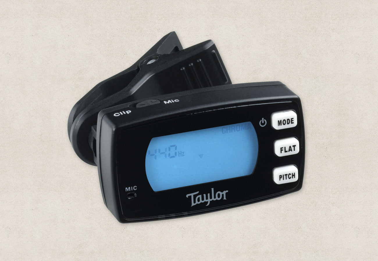 Taylor Guitar Tuner - Sinamex Recording Store