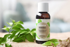 Get a FREE Airoma Medium Air Purifier when you Buy 5 Airoma Essential Oils in 100mL