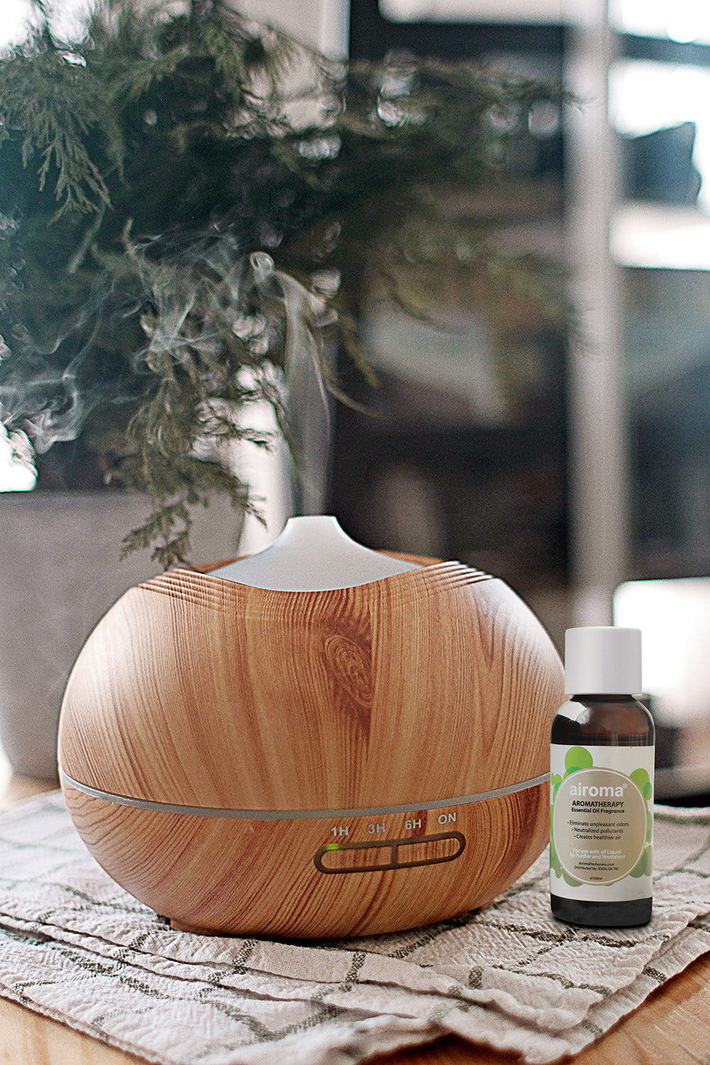 Lana Humidifier (with FREE 1 Essential Oil 100mL)