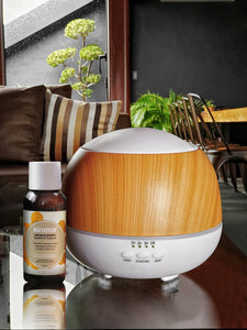 Kinzi Humidifier (With Free 1 Essential Oil 100Ml) Office - Bamboo Fresh