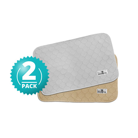 Pawtect™ Pads (2pack) of Washable Premium Pee Pads