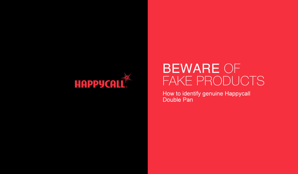 Beware of fake products