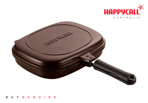 Happycall IH Diamond Double Pan Jumbo Grill - Clearance Sale
