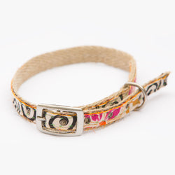 See Sea Sari Dog Collar