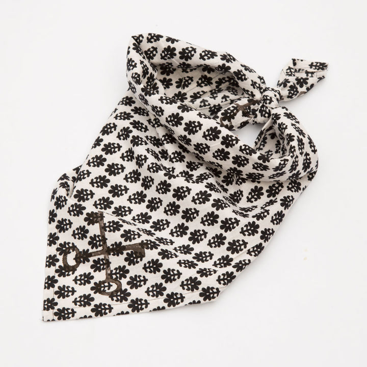 Person Pattern Bandana