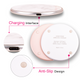 Pink Leopard Wireless Charger