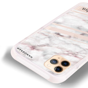 Marble Z Frosted Bumper Case