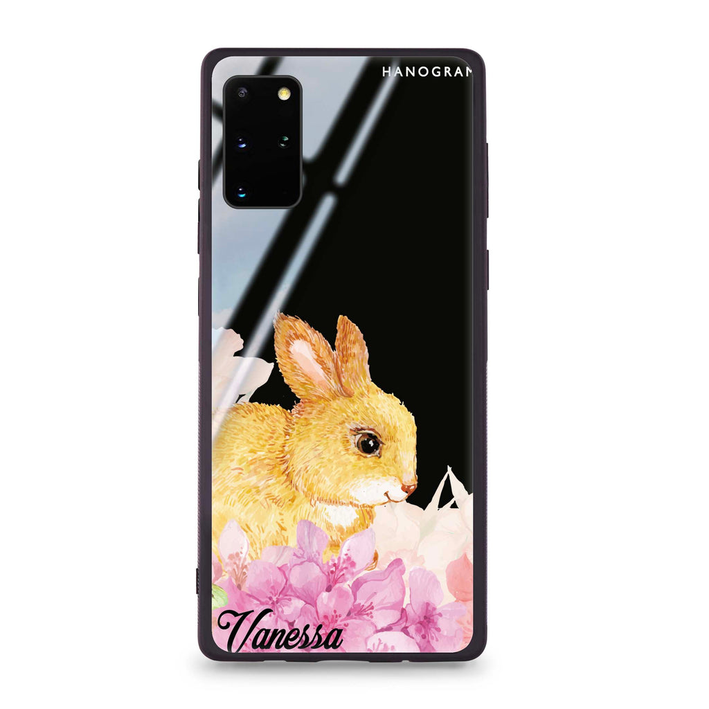 Bunny & Me Samsung S20 Plus Glass Case