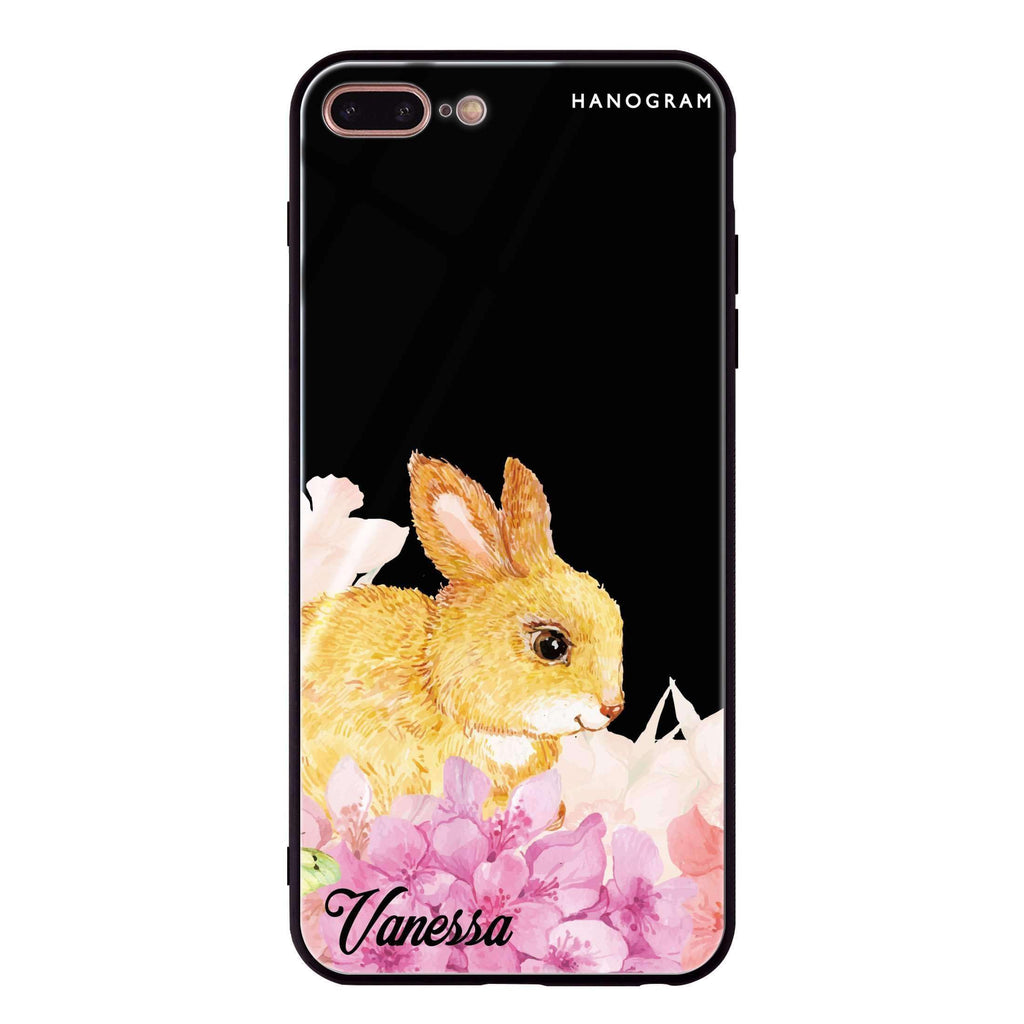 Bunny & Me iPhone 7 Plus Glass Case