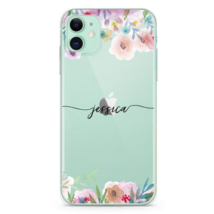 Floral Ring II - Custom iPhone 8 Plus Nova Case