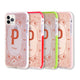 Artistic Monogram I Shockproof Bumper Case