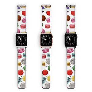 Macarons Land APPLE WATCH BANDS