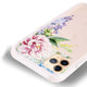 Tropical Floral II Frosted Bumper Case