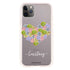 Floral Heart Frosted Bumper Case