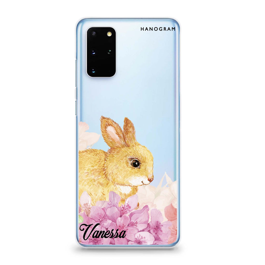Bunny & Me Samsung S20 Soft Clear Case